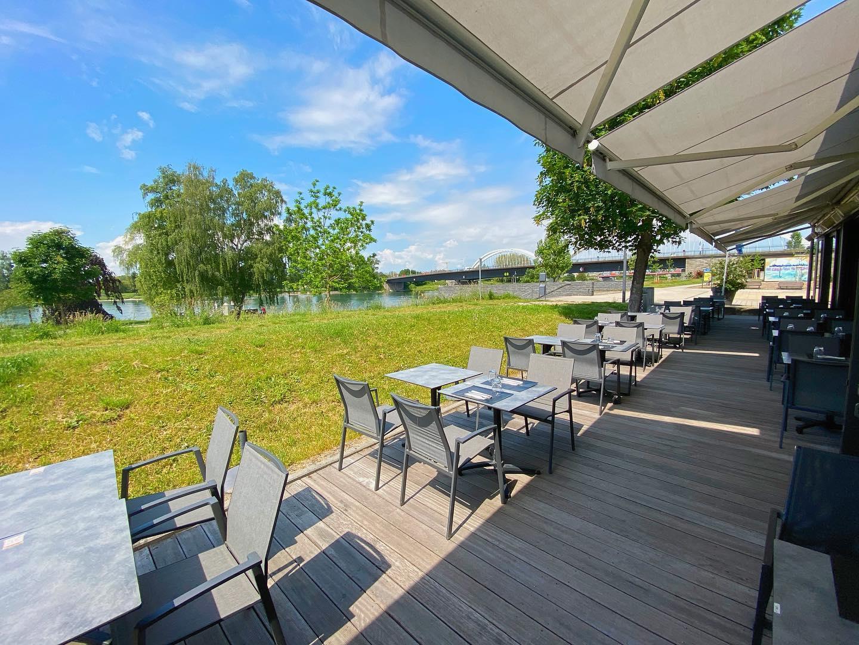 terrasse restaurant la villa schmidt